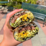 spam egg burrito